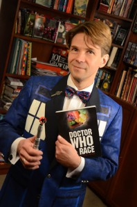 GeorgeWithDrWhoBook_web