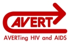 AVERT logo and slogan