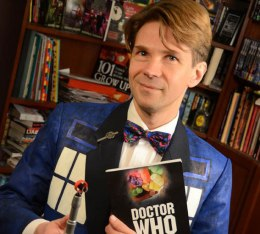 George Ivanoff's essay in Doctor Who and Race nominated for Ditmar award