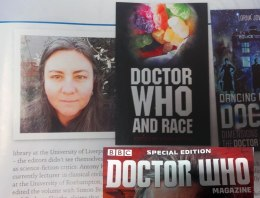 from Doctor Who Magazine SpecialEdition